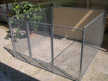 gabbia cucciolate