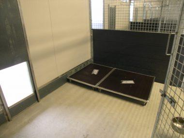 Box per cani multipli a capannone da esterno kennel retex for Retex box cani