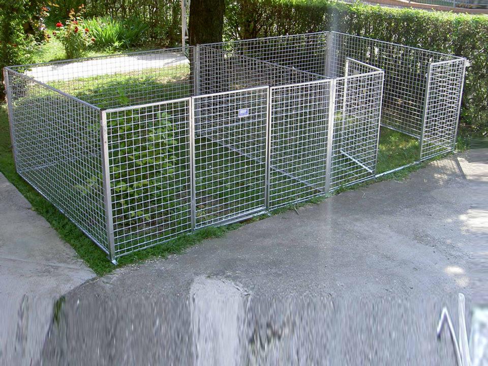 recinti modulari per cuccioli