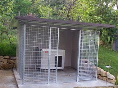 box per cani da esterno