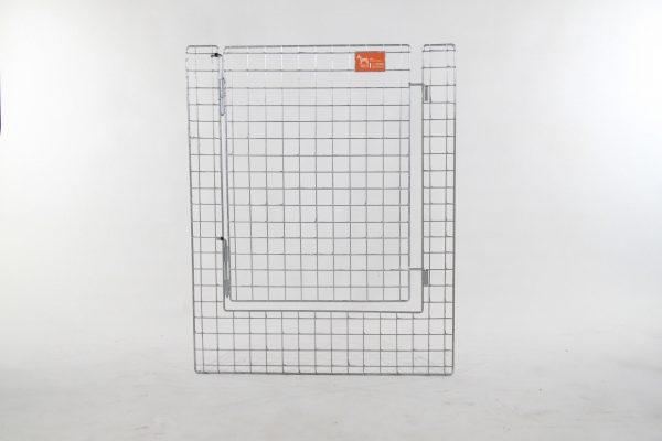 pannelli leggeri in rete con porta