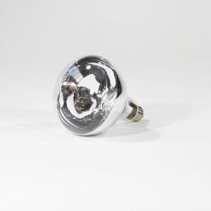 lampadina bianca a infrarossi